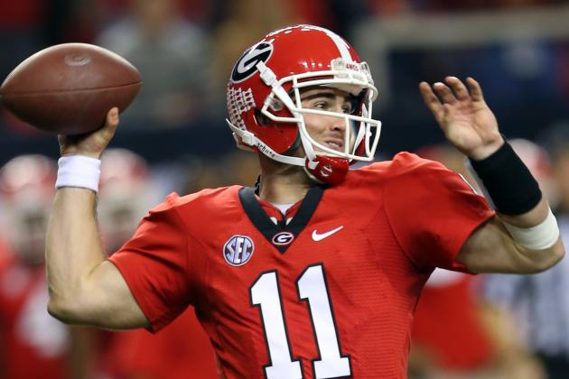 Georgia's Aaron Murray Returning for Senior Season