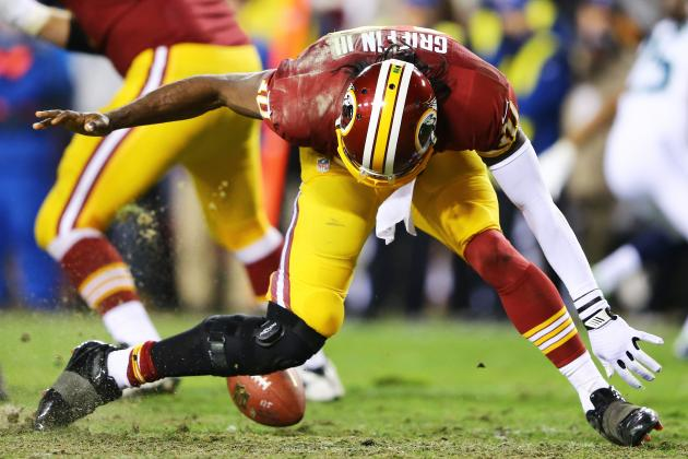 RG3 Injury: Hobbled Quarterback's Knee Derailed Washington's Season