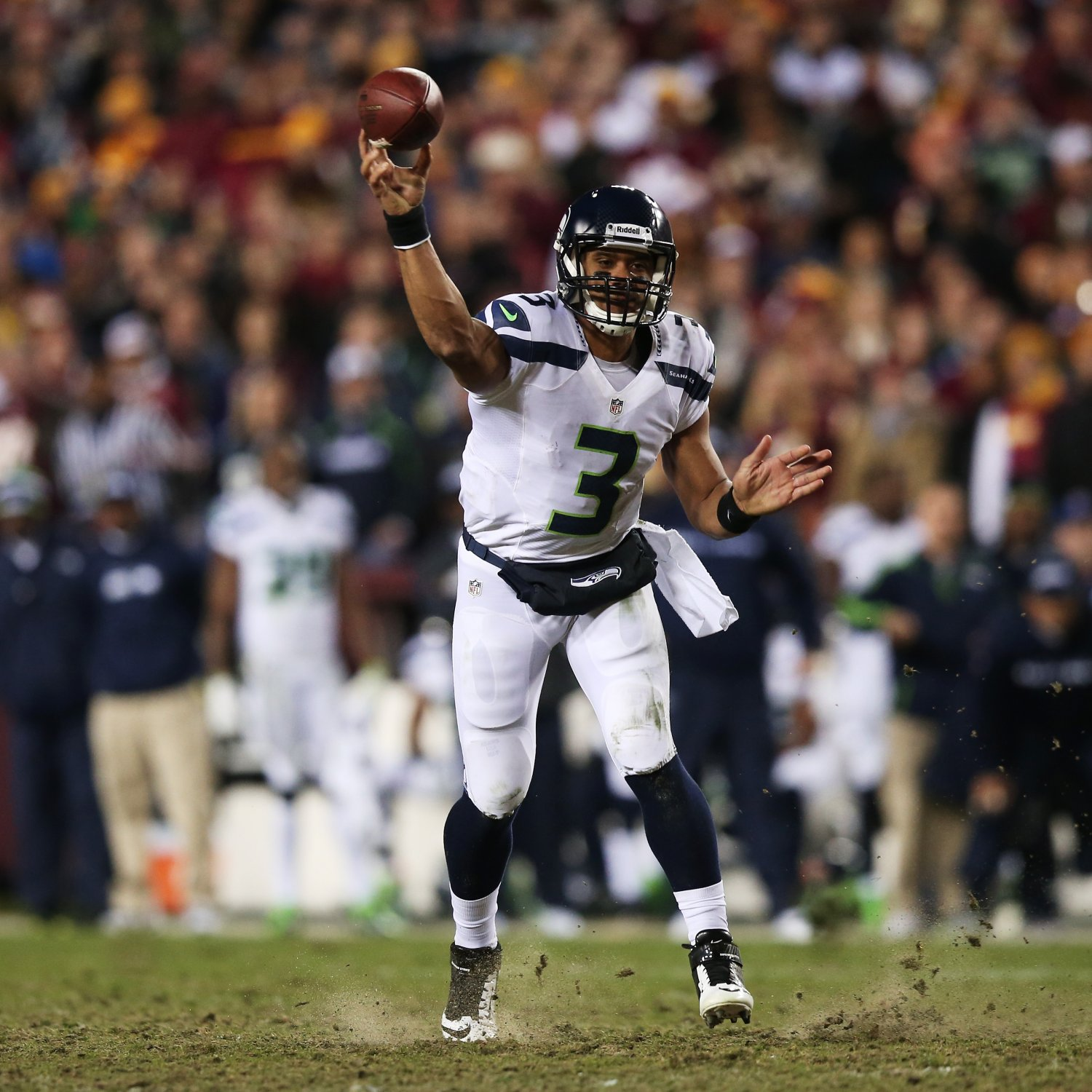 Russell Wilson: QB Will Be The First Rookie To Lead His