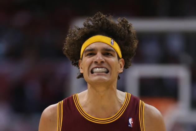 NBA Trade Rumors: Dealing Anderson Varejao Is Best Bet for Cavs Long-Term Future
