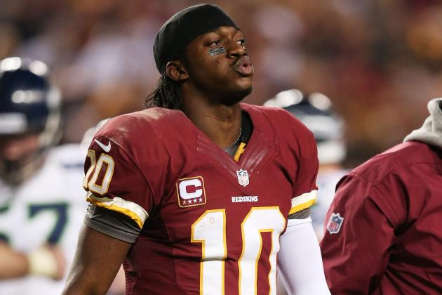 Mike Shanahan: RG3 Said He Could Keep Going