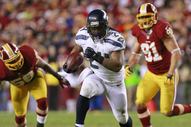 6 Best Highlights from Seahawks vs. Redskins