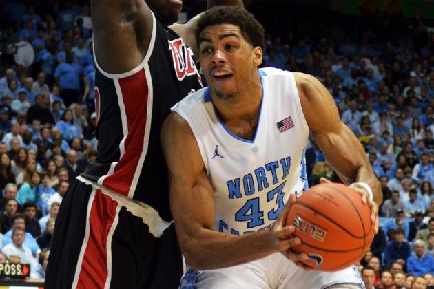 NCAAM Gamecast: North Carolina vs Virginia
