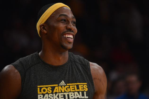 Lakers Rumors: LA Shouldn't Blindly Outbid Dallas for Dwight Howard