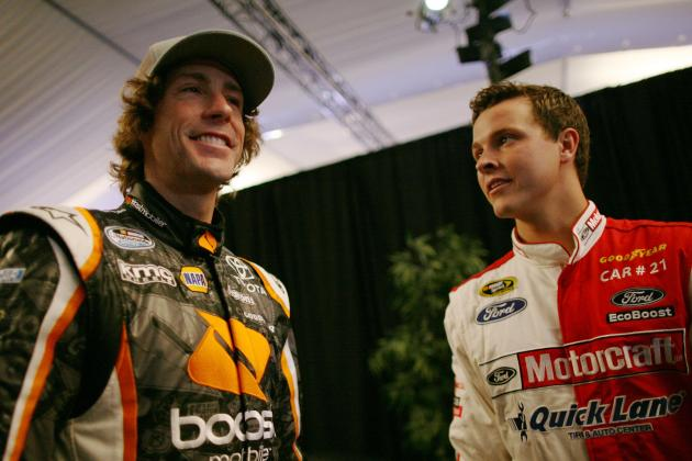 Roush Fenway's Nationwide Odd Couple Should Be Good for NASCAR
