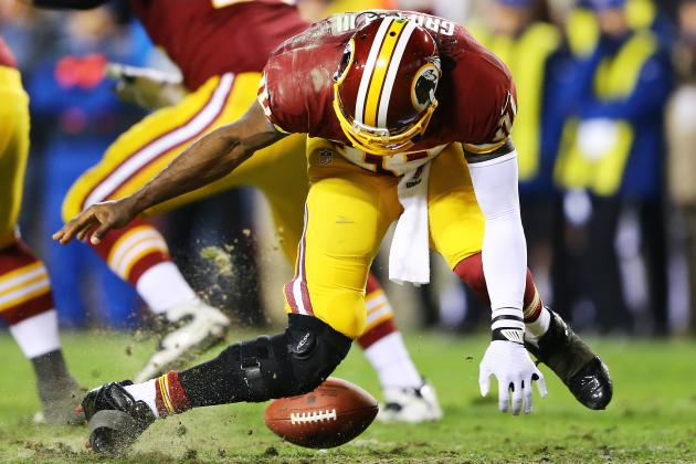 Should the Redskins Have Benched RGIII for Kirk Cousins?
