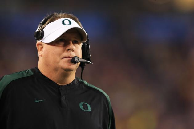 Oregon Ducks: Chip Kelly's Indecision Could Cost Ducks