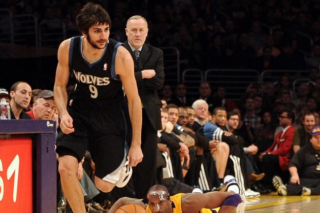 Kevin Love's Injury Will Increase Pressure on Ricky Rubio to Be a Star