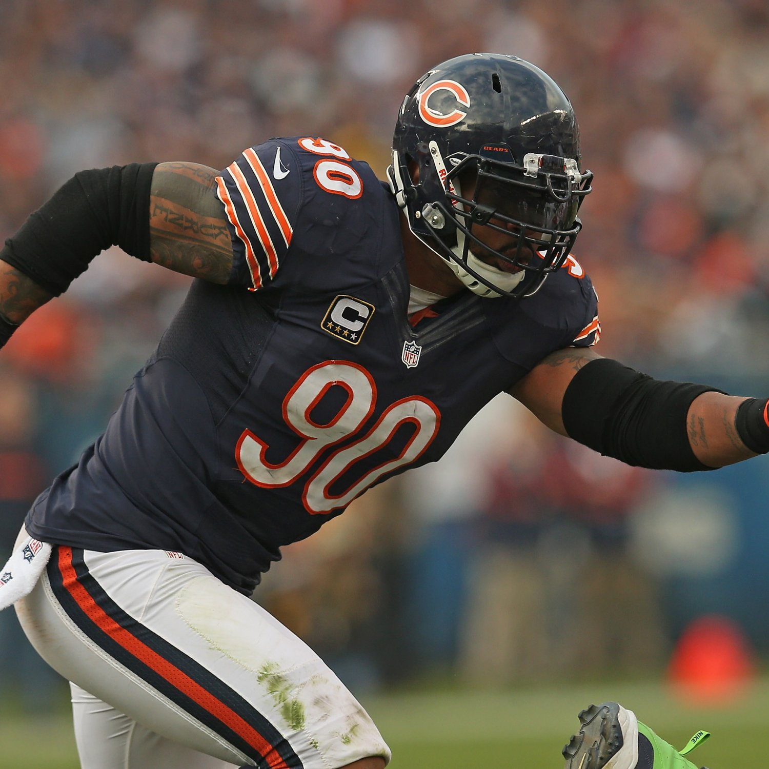 Chicago Bears Roster: Keep, Trade, Or Cut Every Player On The Chicago Bears