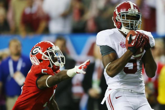 Alabama vs. Notre Dame: Ranking Most Explosive Home-Run Threats