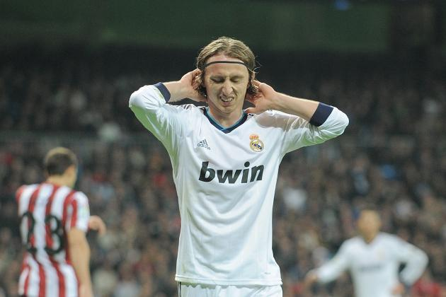 Luka Modric: Manchester United Must Target out-of-Favor Real Madrid Midfielder