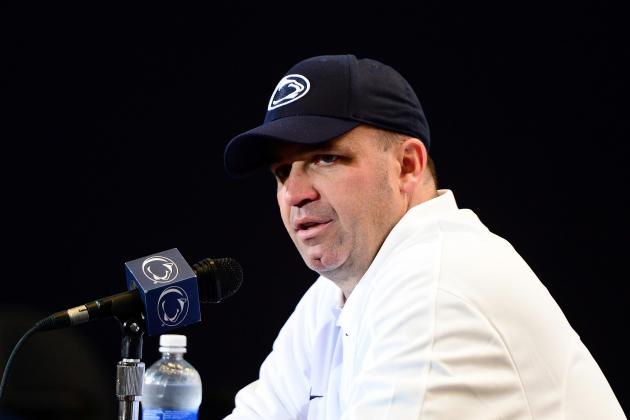 Penn State Football: Bill O'Brien's Decision to Stay Brings Stability for 2013