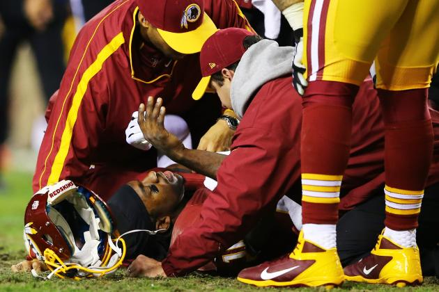 A Complete Timeline of RG3's Injury: What Went Wrong for Redskins QB?