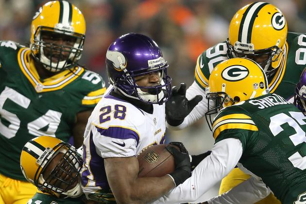 How the Packers Shut Down Adrian Peterson; Can They Do the Same to the 49ers?