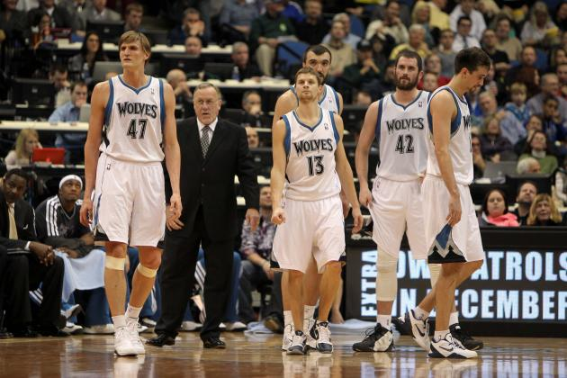Projecting the Minnesota Timberwolves' Final Regular-Season Record