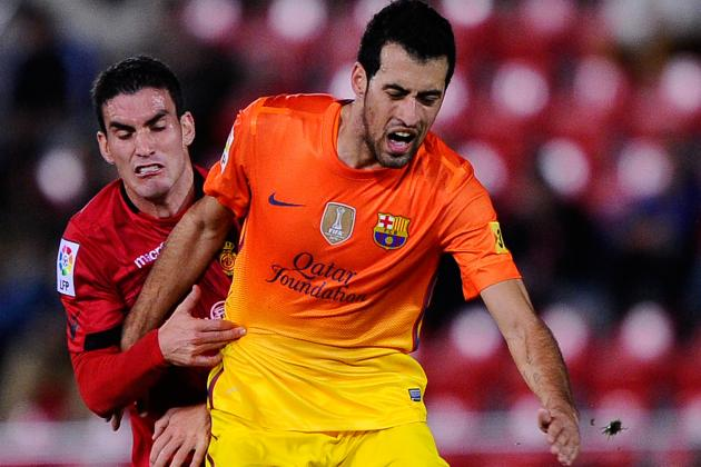 Real Madrid to Swoop for Busquets?