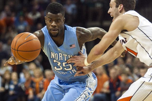 Virginia 61, North Carolina 52