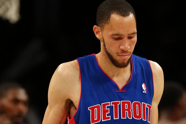 Pistons' NBA-Best Win Streak Hits Stunning Thud in OT Loss to Charlotte Bobcats