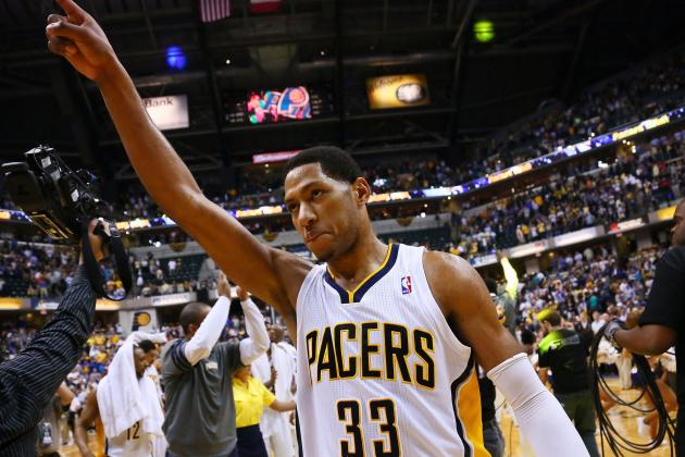 Indiana Pacers Are Still Better off with Danny Granger as Key Foundation