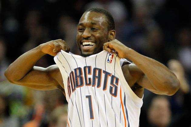 Kemba Walker leads Charlotte Bobcats past Detroit Pistons, 108-101, in OT