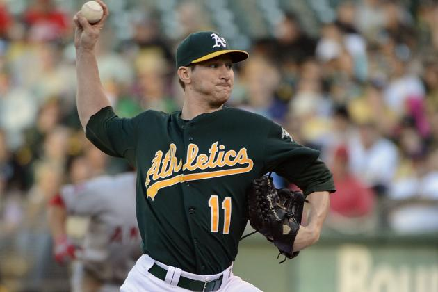 Comparing the Oakland Athletics' Pitching Staff to the Angels' Staff