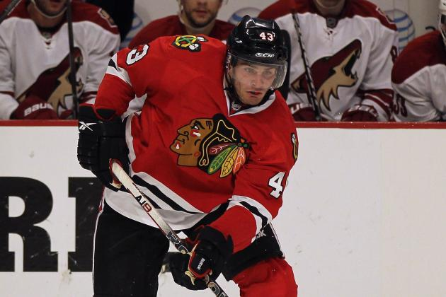 Chicago Blackhawks: Brandon Saad Better Off in Rockford for Now