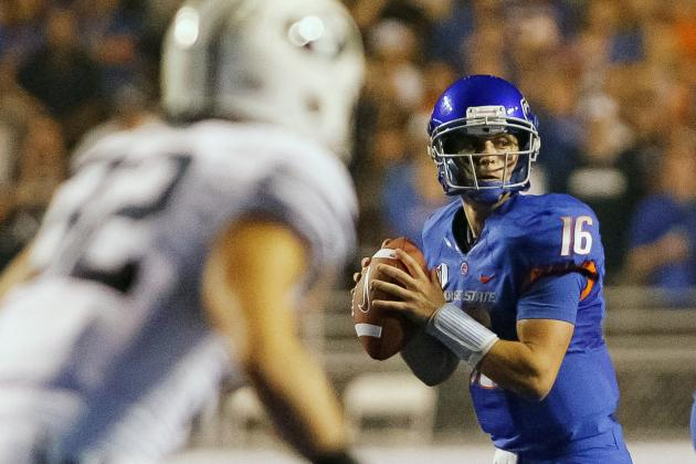 Mountain West Football Has an Opportunity to Pioneer Something New