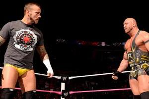 Ryback vs. CM Punk on First WWE Raw of the Year, and Why You Shouldn't Care