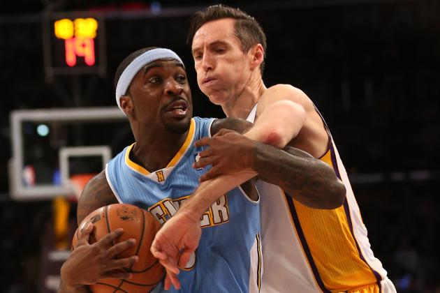 NBA Gamecast: Nuggets vs. Lakers