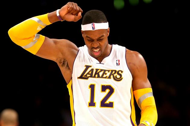 Dwight Howard Injury: Updates on Lakers Star's Shoulder