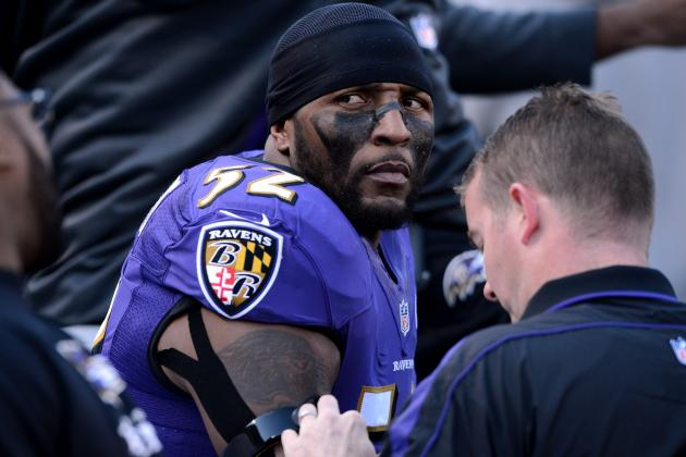 Ray Lewis: Critics Who Bring Up Controversial Past Need to Get Facts Straight