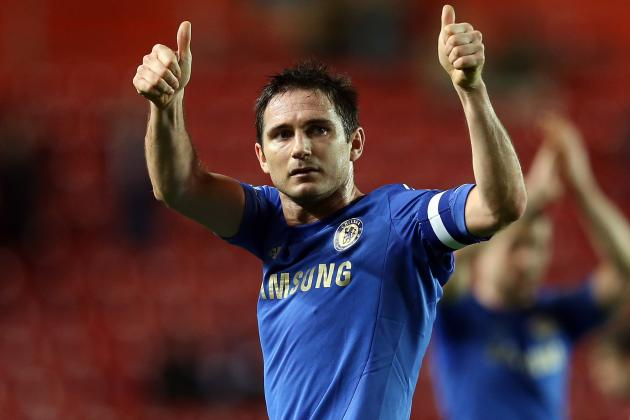 Frank Lampard: Blues Veteran Will Follow David Beckham to LA Galaxy
