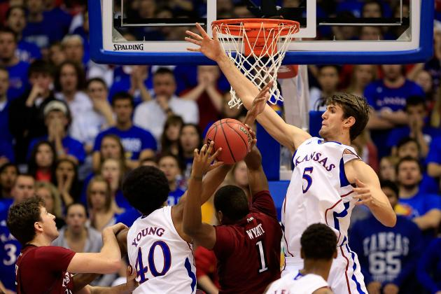 Why Kansas' Jeff Withey and Ben McLemore Are the Best Inside-out Combo in NCAA