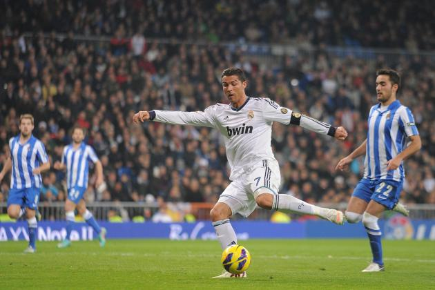 Real Madrid: Rating the Madrid Players Against Real Sociedad in La Liga Win