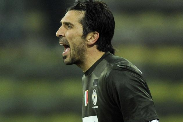 Buffon Accepts Juventus Blame
