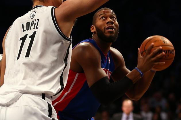 Detroit Pistons: Making the Case for Greg Monroe as an All-Star