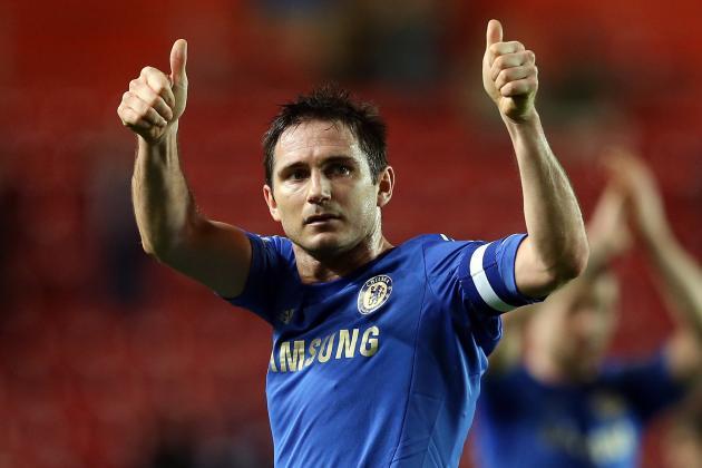 Chelsea Will Miss Frank Lampard's Immense Cunning