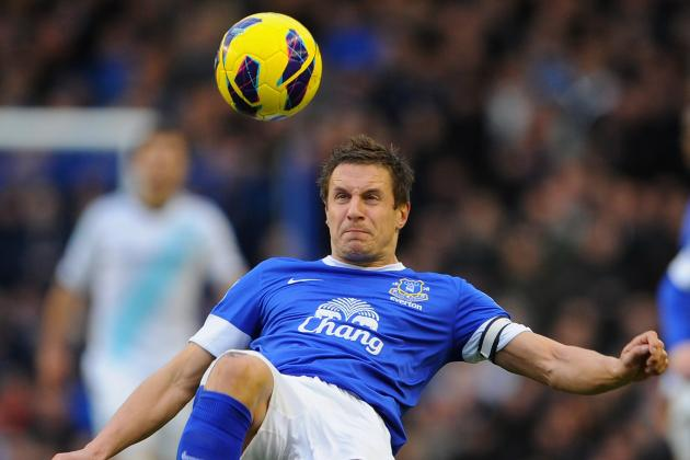 Phil Jagielka Aims to Finish His Career with Everton FC