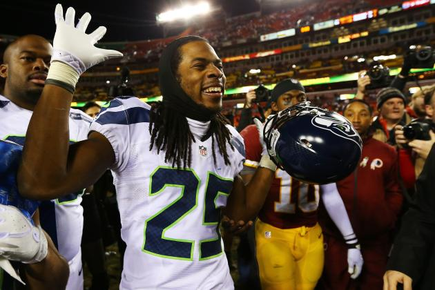 Richard Sherman's Side of the Story to Post-Game Confrontation