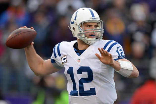 Colts vs. Ravens Take 2: Luck Outplayed the Rest of the Colts