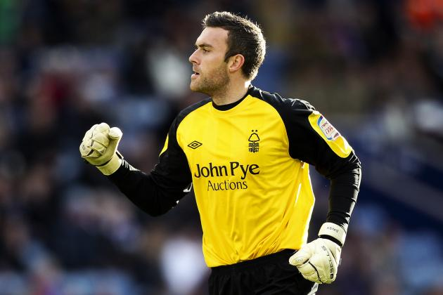 Reading Are Keeping Tabs on Nottingham Forest Goalkeeper Lee Camp