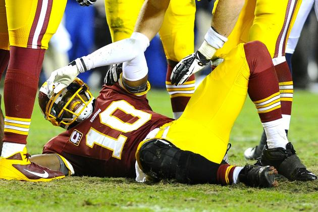 Seahawks vs. Redskins: In Sticking with RG3, Mike Shanahan Made the Right Call