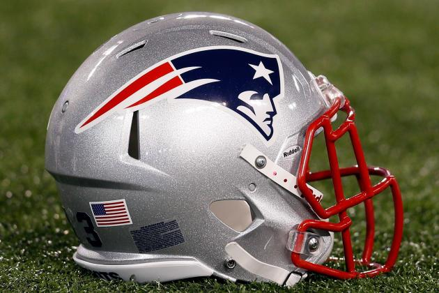 Patriots to Honor Equipment Manager Don Brocher with Special Helmet Decal