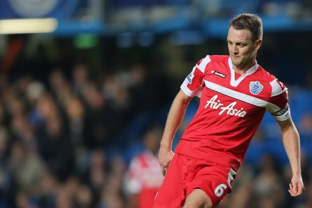 Leeds United Are Lining Up a Move for Queens Park Rangers Defender Clint Hill