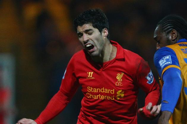 Brendan Rodgers Says We Should Enjoy Suarez's Talents Rather Than Criticise Him