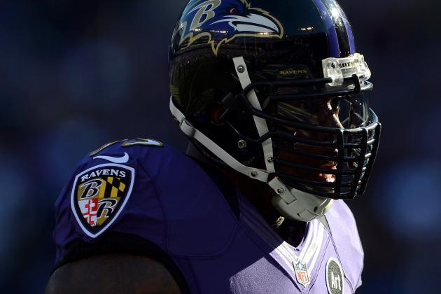 Late for Work 1/7: Terrell Suggs' Achilles 'Acting Up,' Felt 'Pretty Bad'