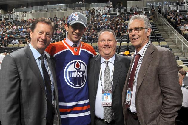 Young Nucleus Gives Edmonton Oilers Hope in Short Season