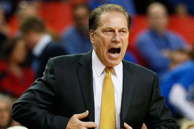 Michigan State Must Play with Passion Shown in Tom Izzo's Halftime Outburst