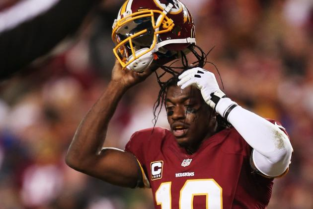 'Gladiator' Mentality Kept RGIII in the Game