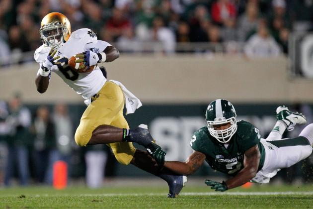 Notre Dame Players Say Win over Michigan St. Got Ball Rolling for Magical Season